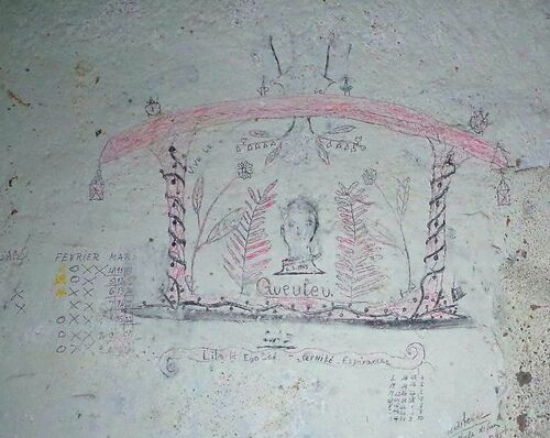 Casemate A du fort de Queuleu