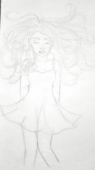 Dessins #10 - 3 nouveaux dessins + un petit lien ;)