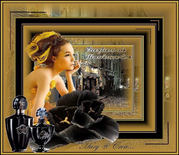 Parfum de Monmartre