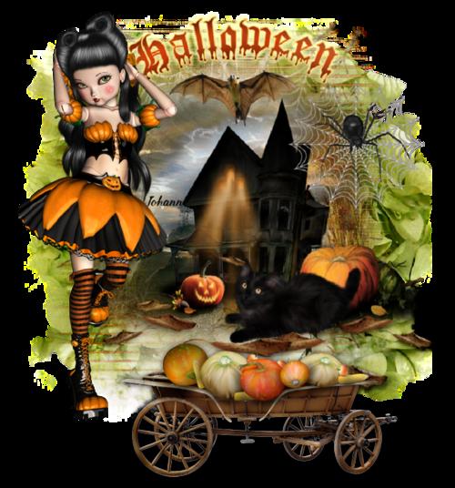 Cadeaux Joyeux Halloween