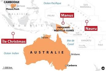 Ah ! vivre à l'Australienne ...