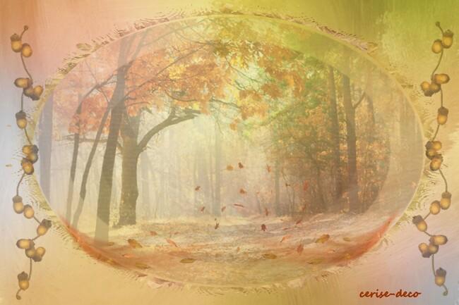 design clair d'automne