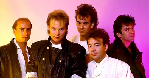 CUTTING CREW - (I Just) Died In Your Arms (1986) (Hits, 1980-)
