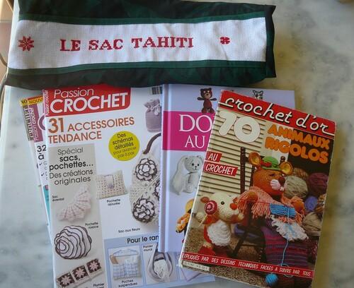 le sac à cadeau Tahiti