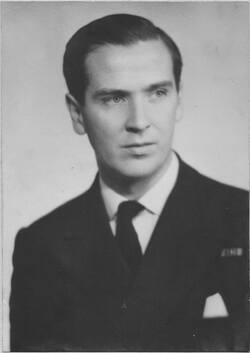 * FNFL - Hommage au Lieutenant Edward Walton