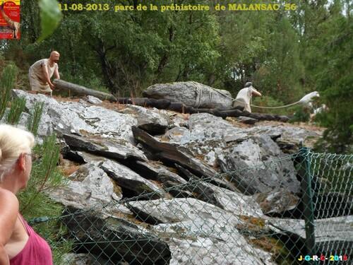 PREHISTOIRE de MALANSAC 56  7/7 14/11/2013