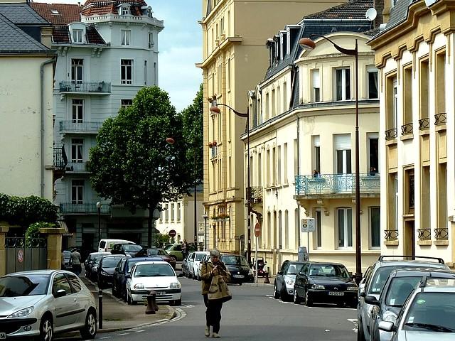 Autour du centre ville 20 Marc de Metz 27 01