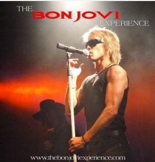 """""""bonjovi experience"""" en concert le 16 juin 2012"""