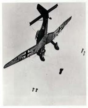 Junkers 87 Modèle B (Stuka)