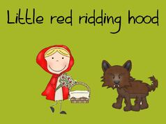 """Jack and Beanstalk"" et ""Little red ridding hood"""