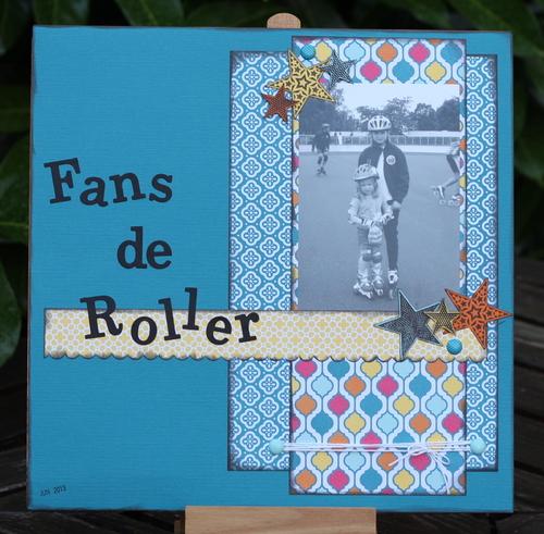 Page : Fans de roller