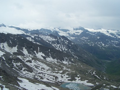 panorama Col du Carro