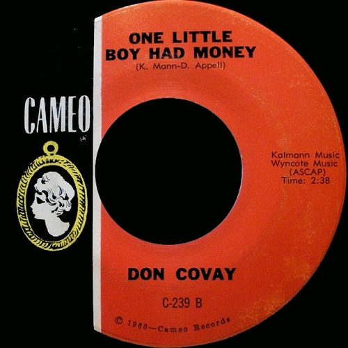"Don Covay : CD "" The Singles Early Years 1961 - 1965 Volume 2 CD Soul Bag Records DP 19 [ FR ]"