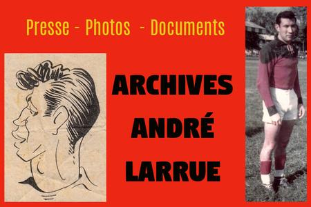 - Incontournable André Larrue !