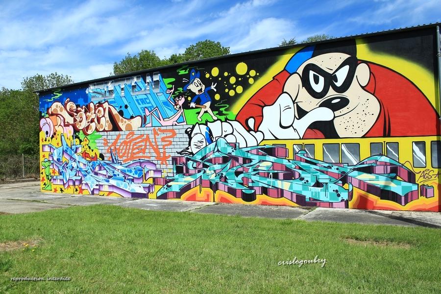 Street Art City  (2)