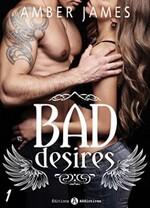 Bad Desires - Amber James