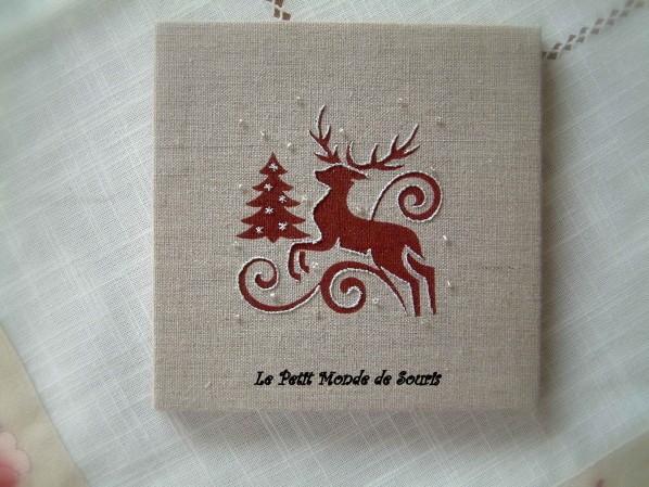 Renne de Noël - Kit Rico Design