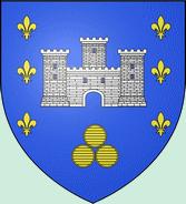 Domme Dordogne blason