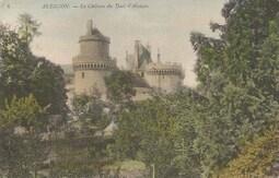 LES REMPARTS D'ALENÇON (Orne)