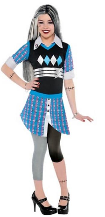 frankie's costume