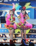 Sayumi Michishige 道重さゆみ Reina Tanaka 田中れいな Hello!Project 15 Shuunen Kinen Live 2013 Fuyu ~Viva!~ & ~Bravo!~ Hello! Project 誕生15周年記念ライブ2013冬 ~ビバ!~&~ブラボー!~