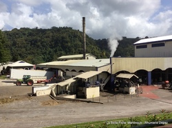 Martinique -Visite de la Distillerie Depaz