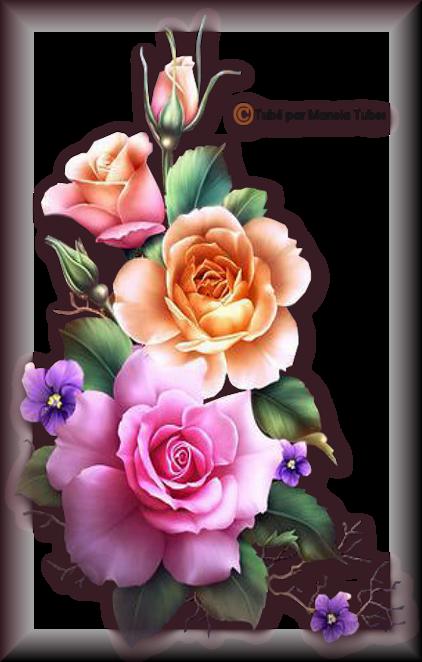 Tube fleurs 2935