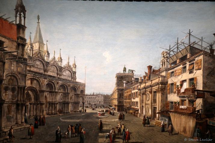 Venise au Grand Palais, Marieschi