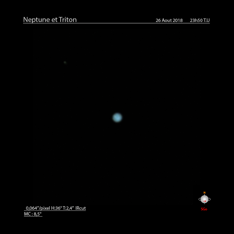Neptune 2018 aout 26