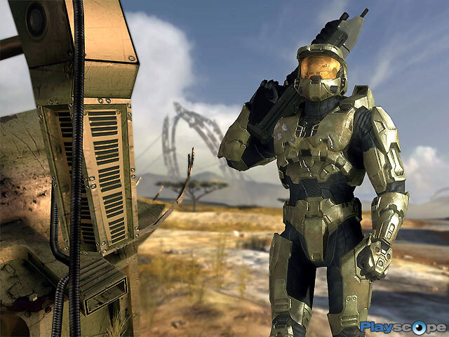 Halo 3 : quelques photos