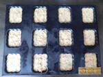 Moelleux à la farine de maïs et au chorizo