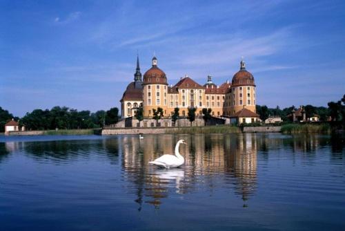 Belles images de châteaux.