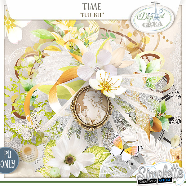 Time (PU) kit by Simplette