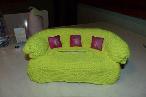 Un canapé pour mon amie