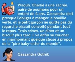 """Métier pour adolescents : """"Baby sitter"""""""