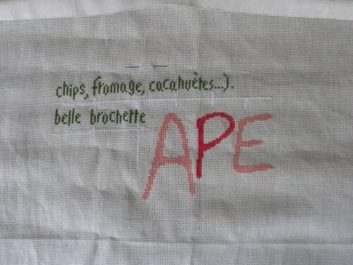 "SAL ""Apéro"" LLP /2"