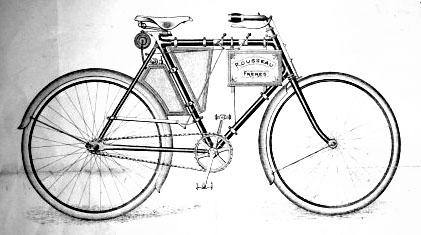 Historique de poche : le moteur latéral