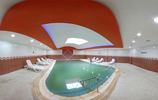 hotel ridos piscine