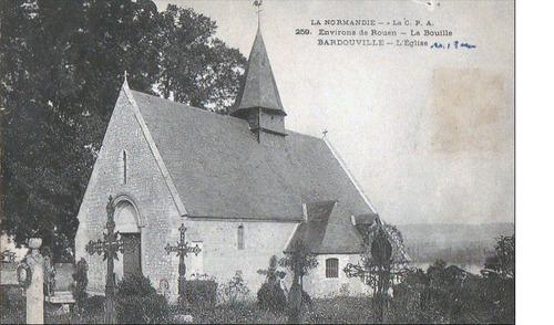 LES REMPARTS DE BARDOUVILLE (Seine-Maritime)