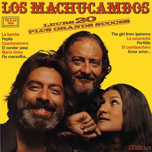 Los Machucambos 01