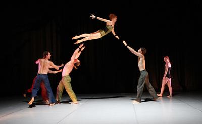 dance ballet circas ballet