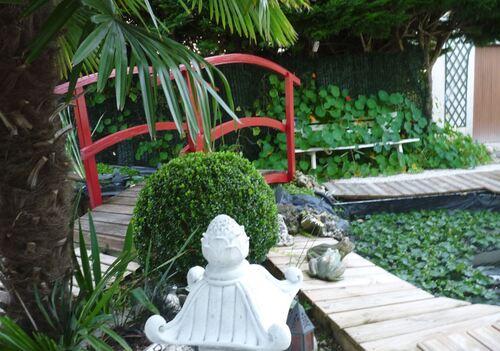 Notre espace Zen , cinq mois plus tard
