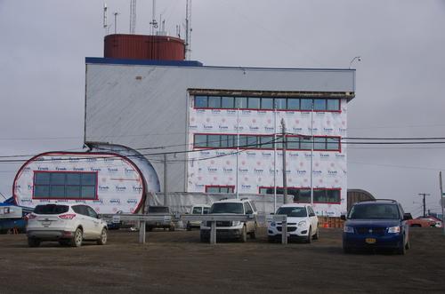Jour 10  -  sur les bords de l'Arctique#1