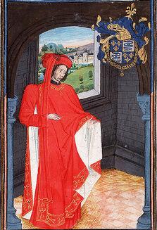 Zarles Ier d'Orléans, le Poète