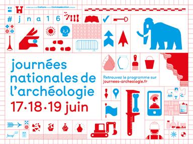 Journées nationales archéologie