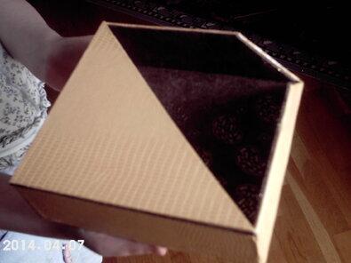 Boîte à serviette n° 1