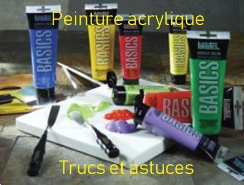 Dessin Et Peinture Video 2845 Comment Bien Utiliser La Peinture Acrylique Trucs Et Astuces Le Blog De Lapalettedecouleurs Over Blog Com