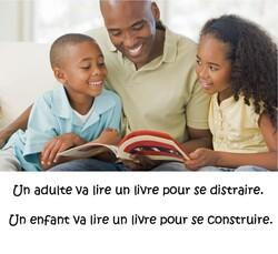 enfant livre construire