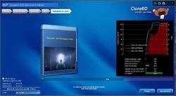 Cloner 1 piste d'un blu-ray