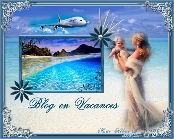Blog en Vacances-